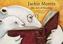 """People recommend """"Jackie Morris Art of Reading Postcard Pack: Amazon.co.uk: Morris, Jackie: Books"""""""