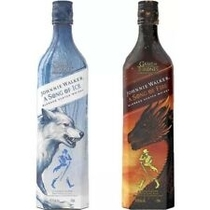 """People recommend """"(EUR47,73/l) Johnnie Walker A Song of Fire and Ice 2 x 0,7 Liter  