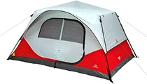 "People recommend ""Outbound 8-Person Dome Tent for Camping with Carry Bag and Rainfly 