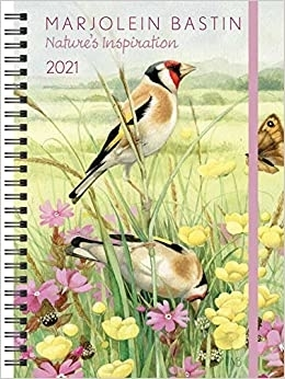 "People recommend ""Marjolein Bastin Nature's Inspiration 2021 Monthly/Weekly Planner Calendar: Bastin, Marjolein: 9781524856823: Amazon.com: Books"""