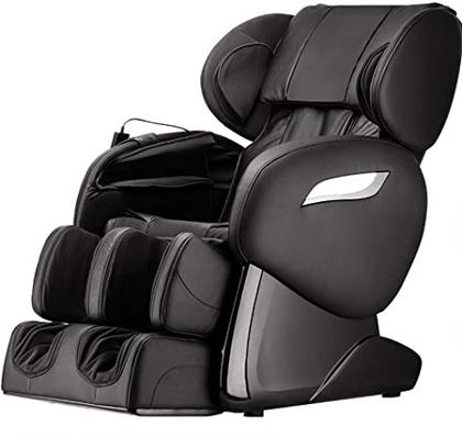 "People recommend ""Electric Full Body Shiatsu Massage Chair Foot Roller Zero Gravity w/Heat 83"""