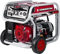 "People recommend ""A-iPower SUA12000E 12, 000-Watt Gasoline Powered Generator with Electric Start, Red/Black """