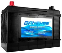 "People recommend ""12V 105Ah Replacement Deep Cycle Marine Battery Group 31 for Boats"""