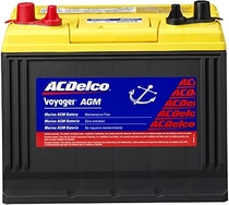 "People recommend ""ACDelco M24AGM Professional AGM Voyager BCI Group 24 Battery"""