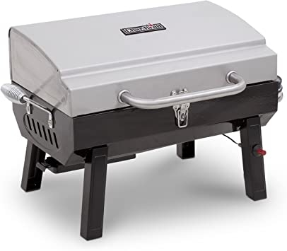 "People recommend ""Char-Broil Stainless Steel Portable Liquid Propane Gas Grill"""