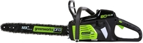 "People recommend ""Greenworks PRO 18-Inch 80V Cordless Chainsaw, Battery Not Included GCS80450 """