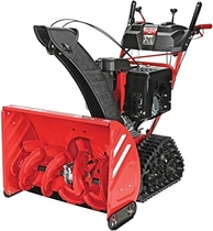"People recommend ""Troy-Bilt Storm Tracker 2890 277cc Electric Start Gas Snow Thrower """