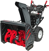 "People recommend ""Troy-Bilt Arctic Storm 30XP 357cc Electric Start 30-Inch Two-Stage Gas Snow Thrower """