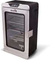 "People recommend ""Char-Broil Deluxe Digital Electric Smoker, 1000 Square Inch"""