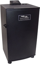 "People recommend ""Masterbuilt 20070910 30-Inch Black Electric Digital Smoker, Top Controller"""