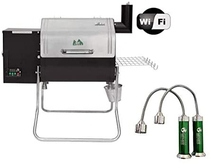 "People recommend ""GMG Davy Crockett Pellet Grill Smoker and Grill Lights"""