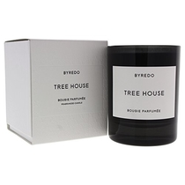 "People recommend ""Byredo Scented Candle, Tree House, 8.4 Ounce"""
