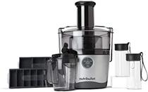 "People recommend ""NutriBullet NBJ50200 Juicer Pro, Silver, 2 L"""