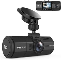 "People recommend ""Vantrue N2 Uber Dual Dash Cam-1080P Inside and Outside Dash Camera for Cars 1.5"" Near 360° Wide Angle Lyft Dashboard Cam w/ Parking Mode, Motion Detection, Front Camera Night Vision Effects"""