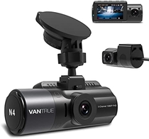 "People recommend ""Vantrue N4 3 Channel Dash Cam, 4K+1080P Dual Channel, 1440P+1080P+1080P Front Inside Rear Three Way Triple Car Dash Camera, IR Night Vision, Capacitor, 24 Hours Parking Mode, Support 256GB Max"""