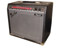 "People recommend ""Fender Super 60 1x12"""