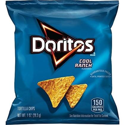 """Люди рекомендуют """"Чипсы Doritos Cool Ranch Flavored Tortilla Chips"""""""