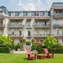 Villa Stéphanie Spa & Medical Care in Baden-Baden