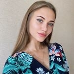 Instagram pages from Dariya Ulanova