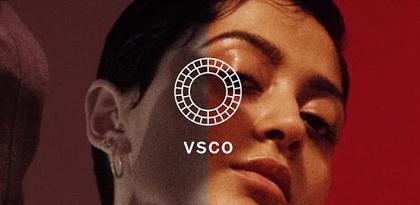 Установите VSCO