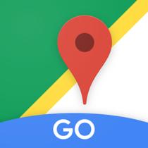 Установите Google Карты