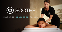Install Soothe - Massage Delivered To You now