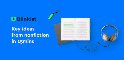 Install Blinkist - Nonfiction Books  now