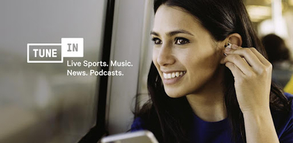 Install TuneIn - NFL Radio, Free Music, Sports & Podcasts  now