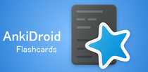 Установите AnkiDroid флэш-карты