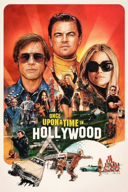 Once Upon a Time... in Hollywood - 2019