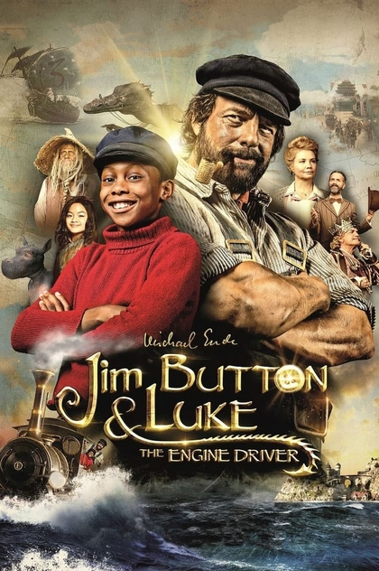 Jim Button and Luke the Engine Driver - 2018