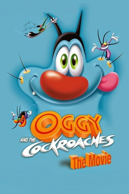 Oggy and the Cockroaches: The Movie - 2013