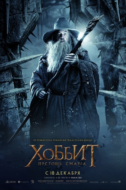 «Хоббит: Пустошь Смауга» (The Hobbit: The Desolation of Smaug, 2013) - 2013