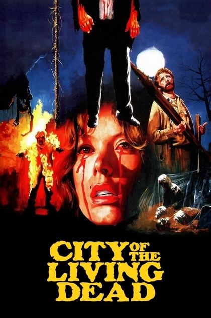 City of the Living Dead - 1980