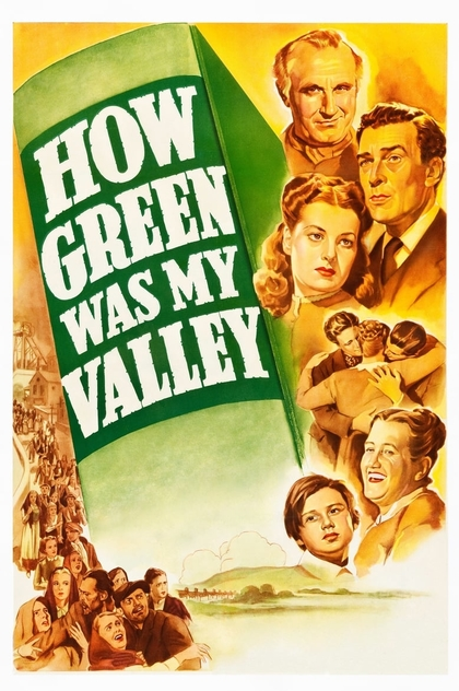 How Green Was My Valley - 1941