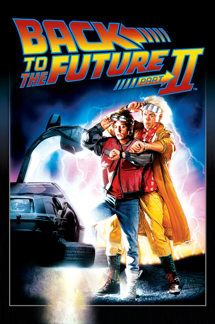 Back to the Future Part II - 1989