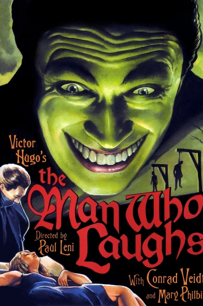 The Man Who Laughs - 1928