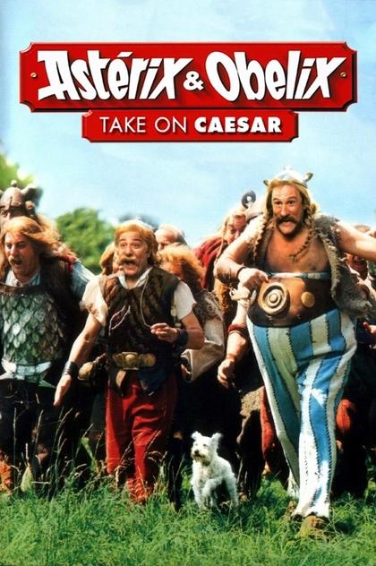 Asterix & Obelix Take on Caesar - 1999