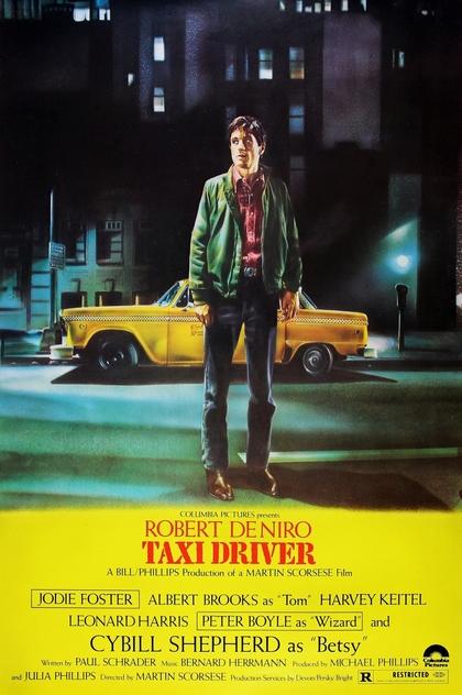 Taxi Driver - 1976