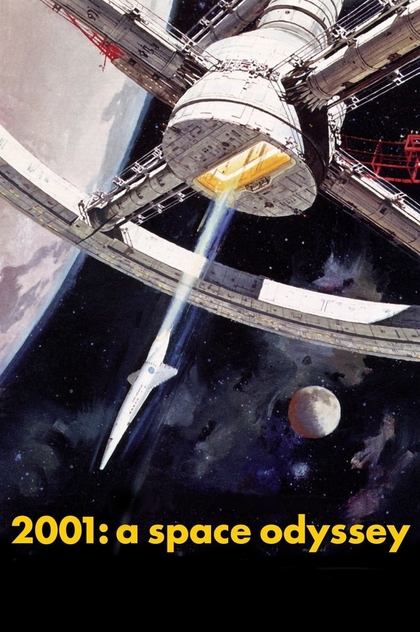 2001: A Space Odyssey - 1968