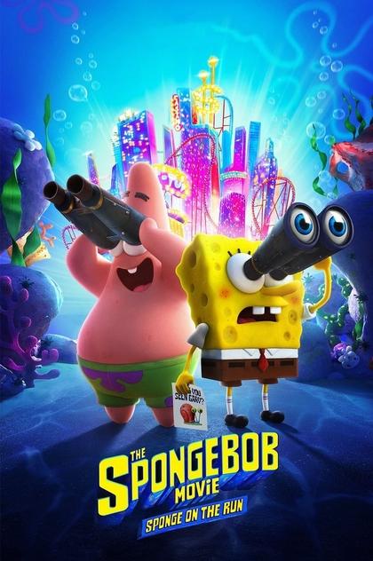 The SpongeBob Movie: Sponge on the Run - 2020