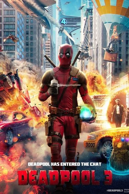 Movie Deadpool 3 2022 Description Reviews Recommendations