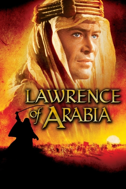 Lawrence of Arabia - 1962