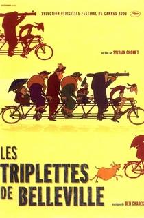 Трио из Бельвилля - 2003