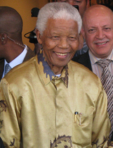 Find more info about Nelson Mandela