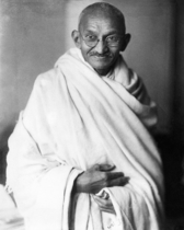 Find more info about Mahatma Gandhi