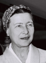 Find more info about Simone de Beauvoir