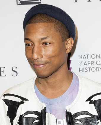 Find more info about Pharrell Williams