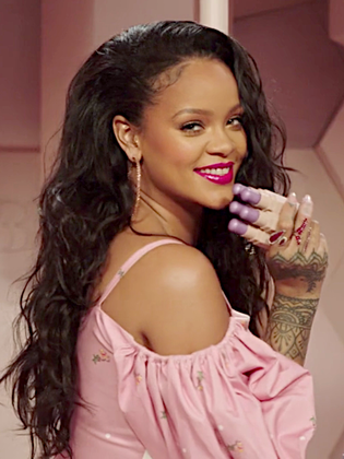 Find more info about Rihanna