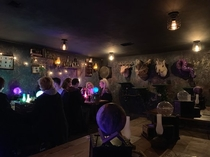 The Cauldron Magical Cocktail Experience (London)